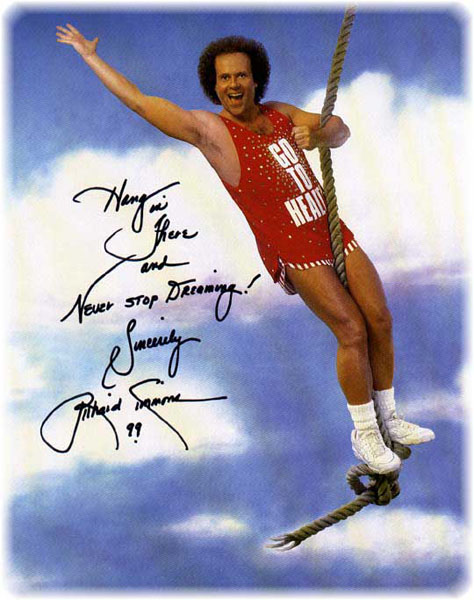 Richard Simmons's quote #1