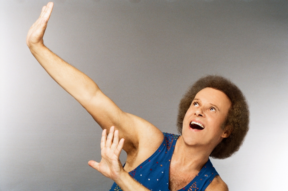 Richard Simmons's quote #2