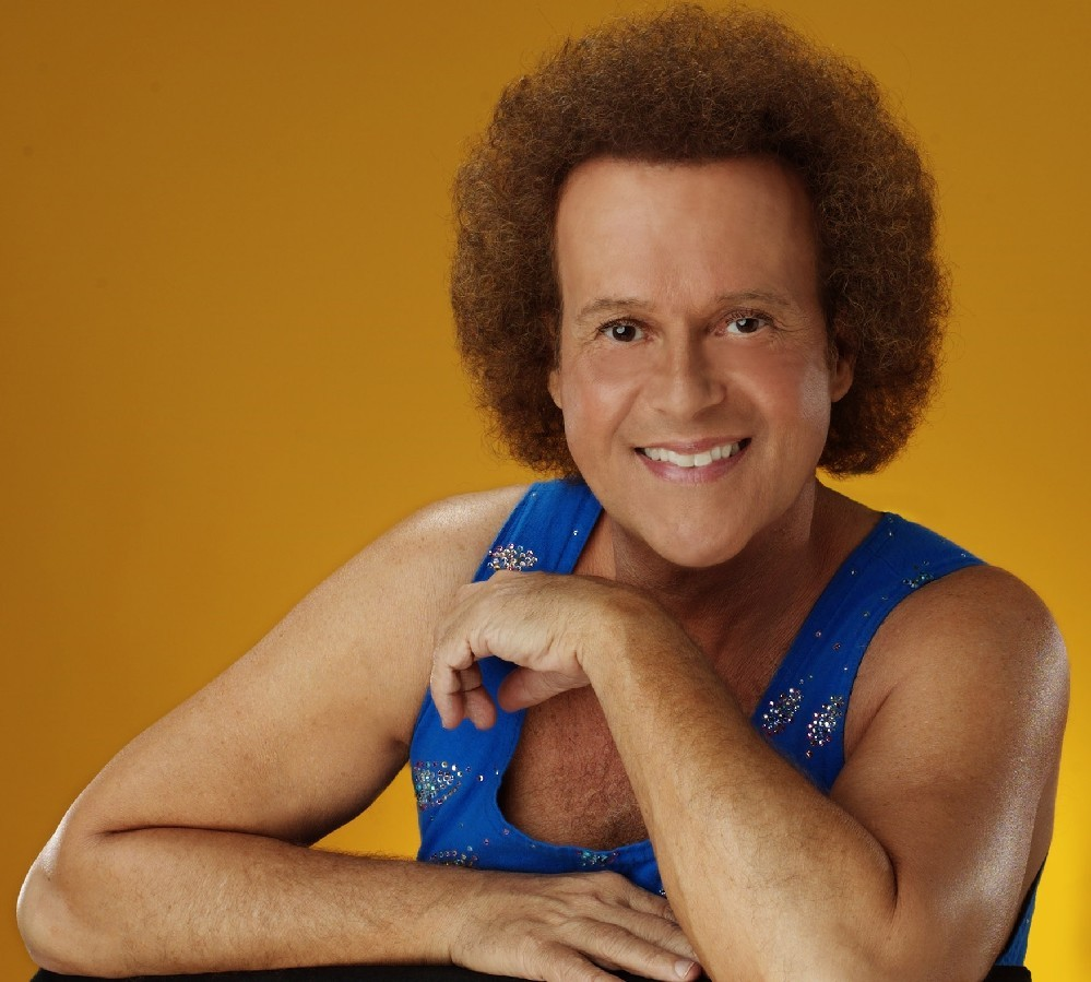 Richard Simmons's quote #7
