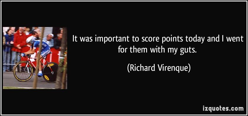 Richard Virenque's quote #5