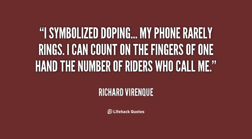 Richard Virenque's quote #6