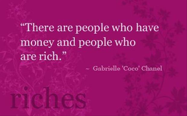 Riches quote #1
