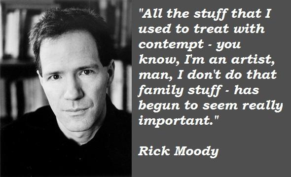 Rick Moody's quote #2