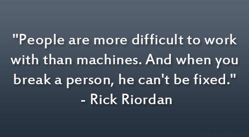 Rick Riordan's quote #8
