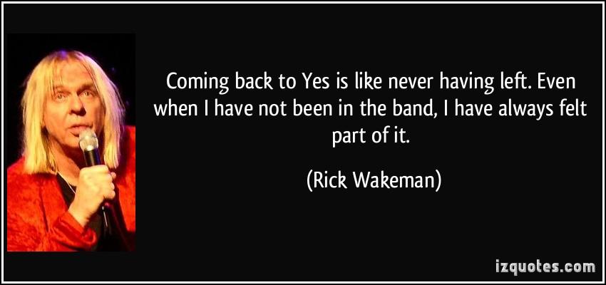 Rick Wakeman's quote #4