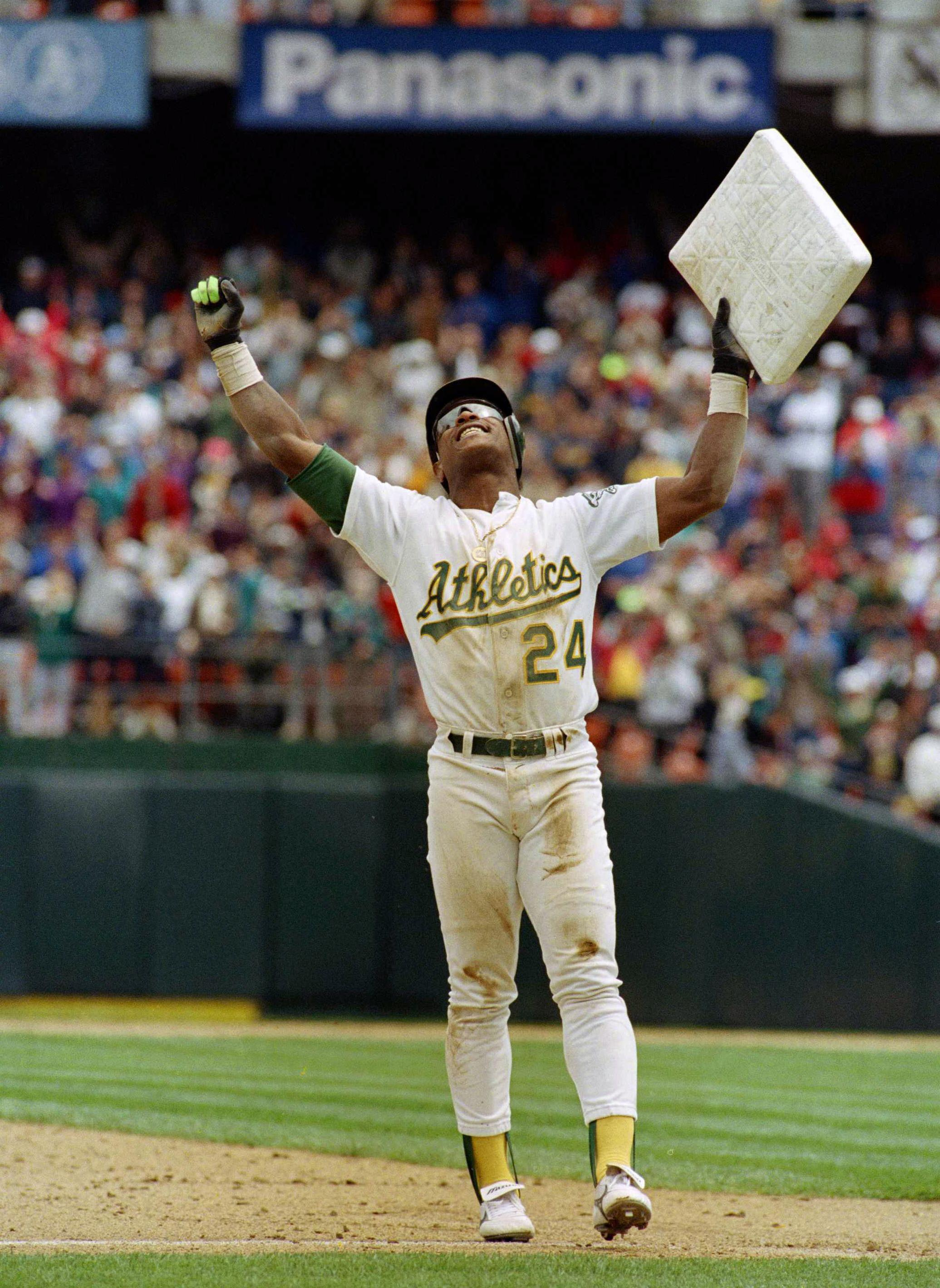 Rickey Henderson's quote #3
