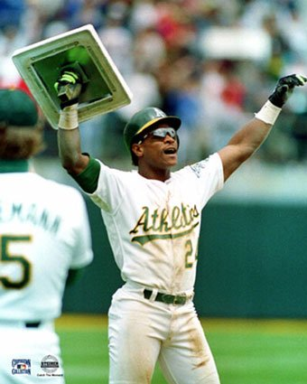 Rickey Henderson's quote #5