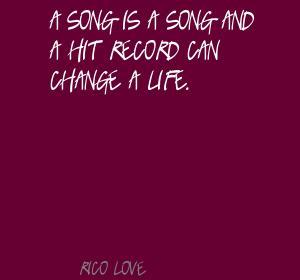 Rico Love's quote #2