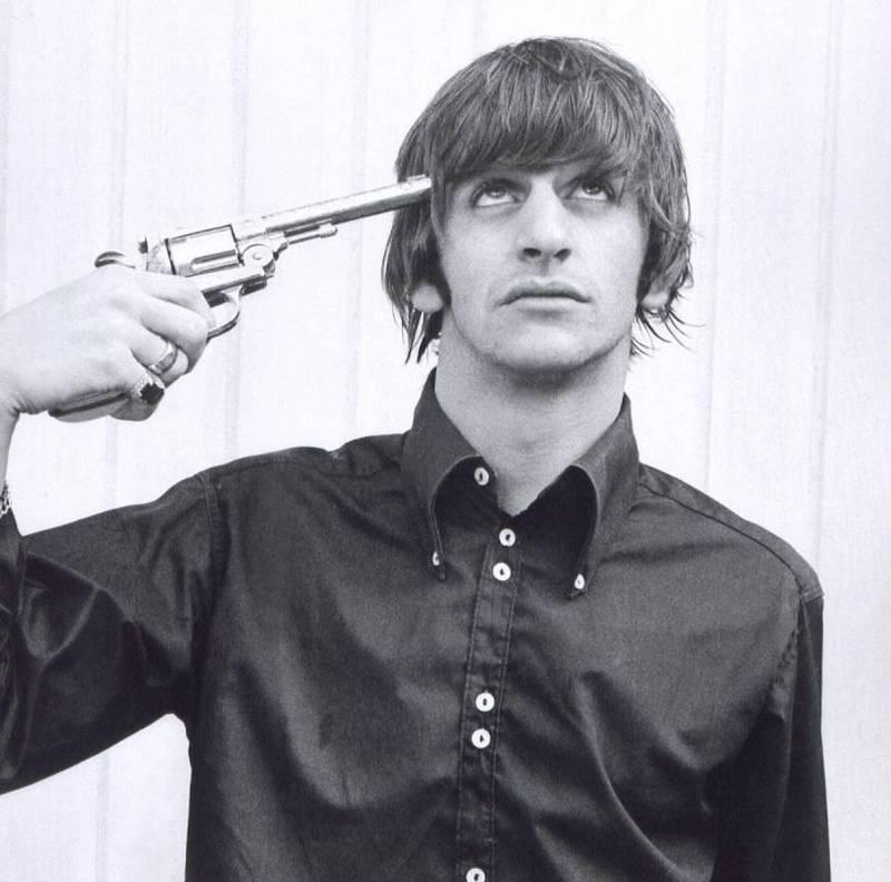Ringo Starr's quote #8