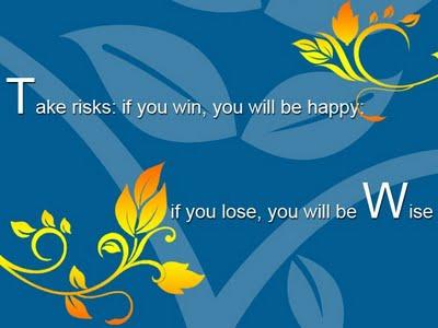 Risk quote #6