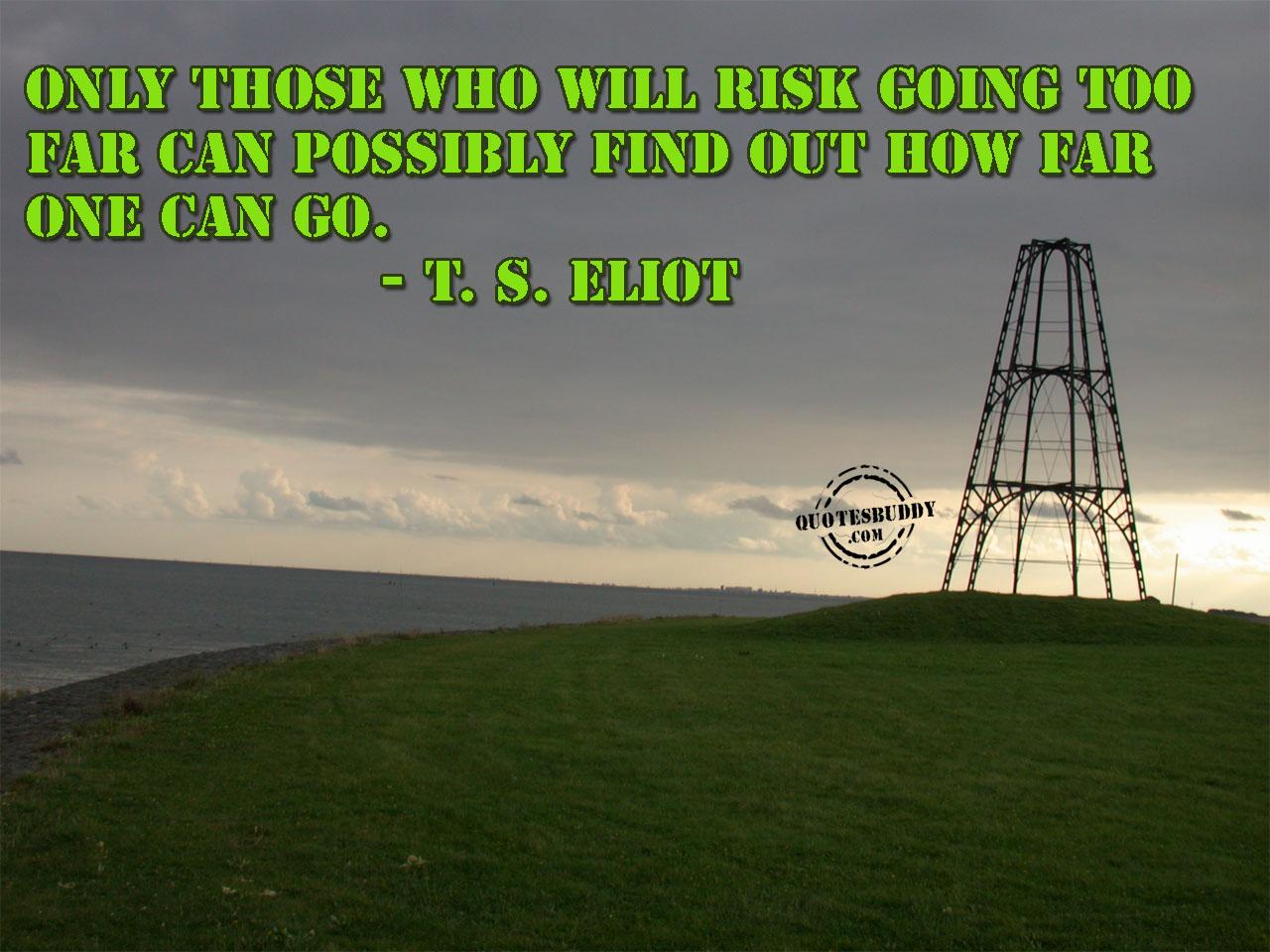 Risk quote #4