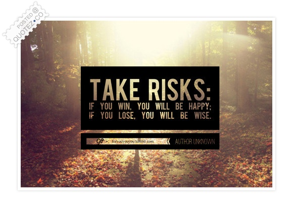 Risks quote #3