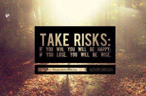 Risks quote #8