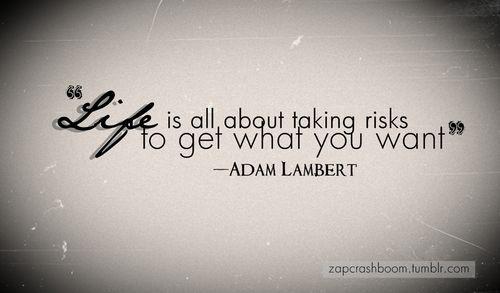 Risks quote #1