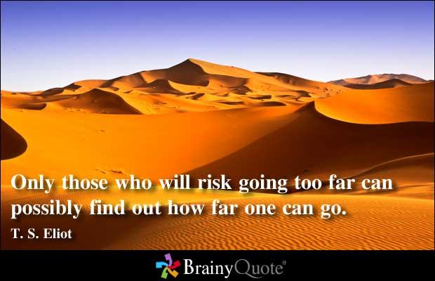 Risks quote #7