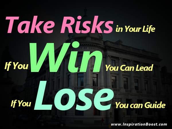 Risks quote #4
