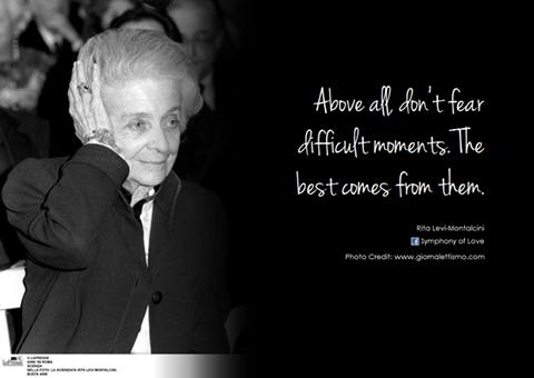 Rita Levi-Montalcini's quote #5