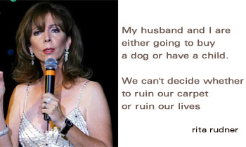 Rita Rudner's quote #5