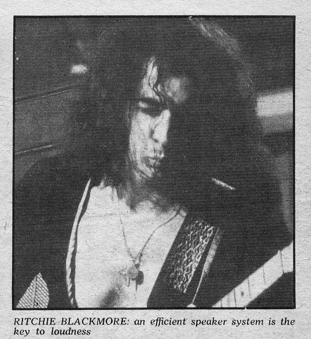 Ritchie Blackmore's quote #4