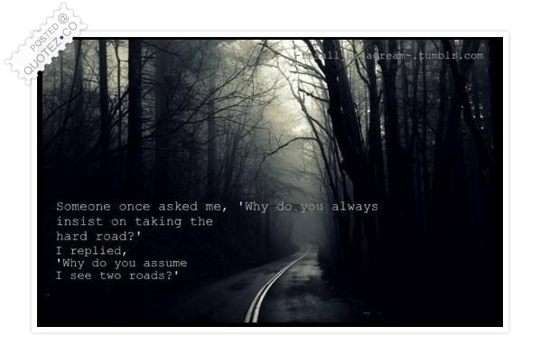 Roads quote #7