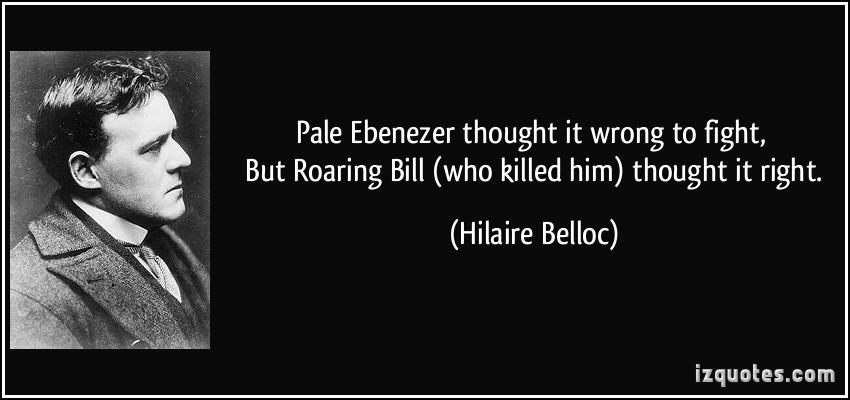 Roaring quote #1