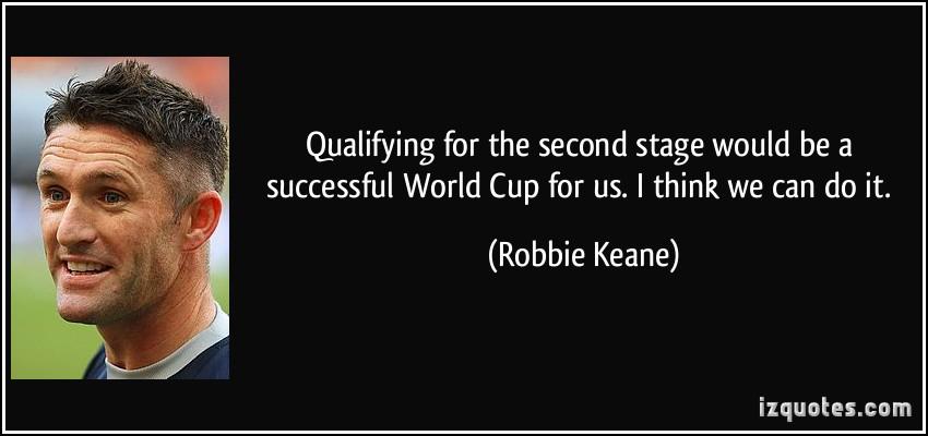 Robbie Keane's quote #4
