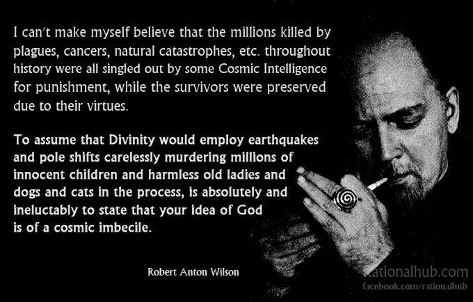 Robert Anton Wilson's quote #3