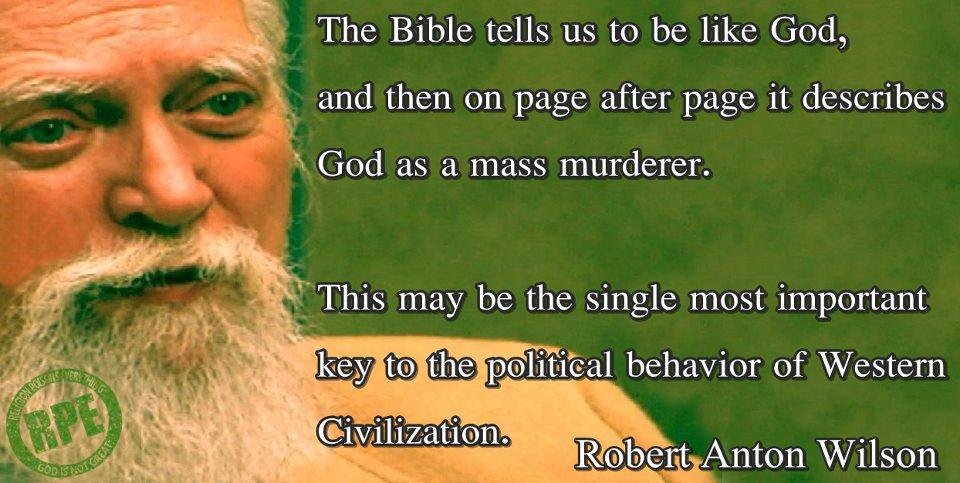 Robert Anton Wilson's quote #4