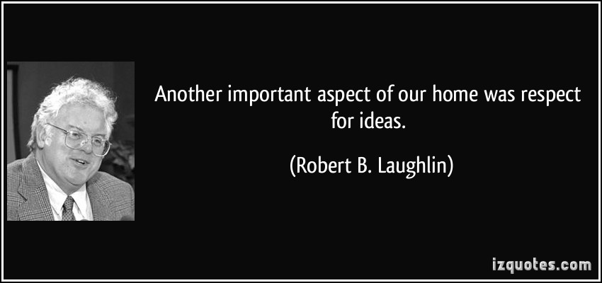 Robert B. Laughlin's quote #2