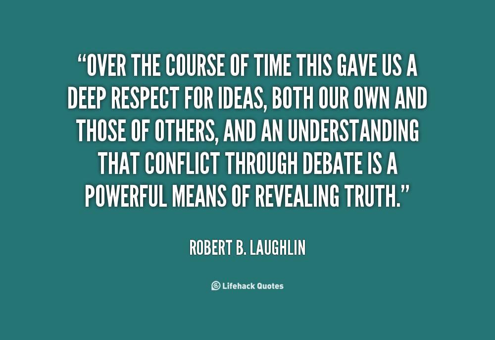 Robert B. Laughlin's quote #7