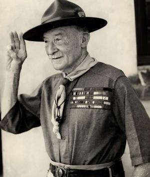 Robert Baden-Powell's quote #2