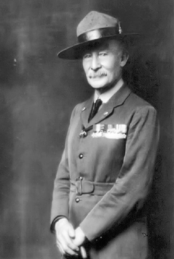 Robert Baden-Powell's quote #5