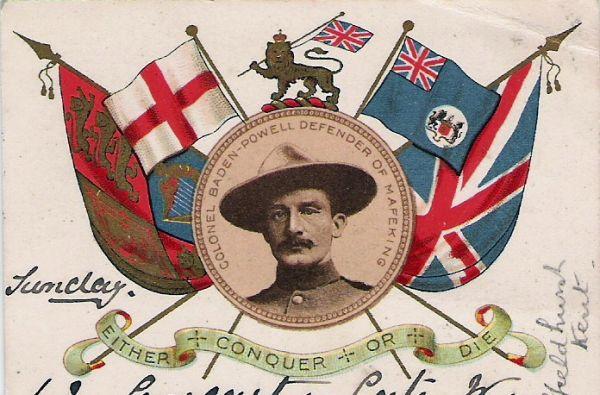 Robert Baden-Powell's quote #4