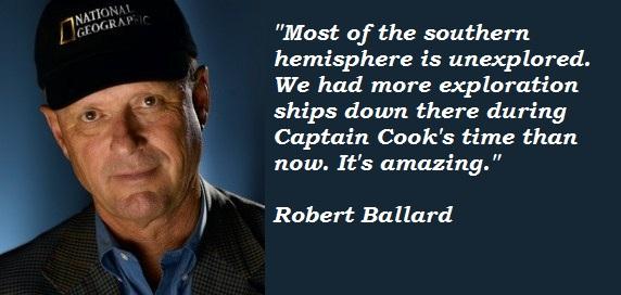 Robert Ballard's quote #6