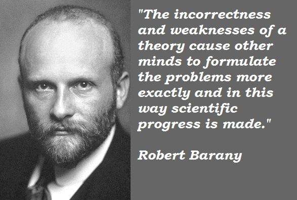 Robert Barany's quote #5