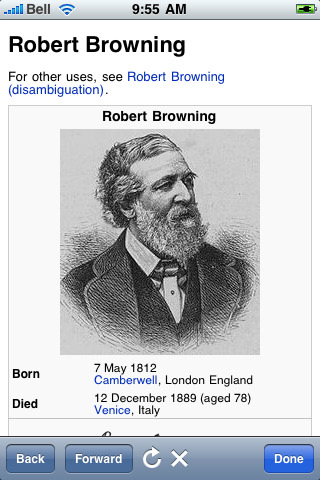Robert Browning's quote #5
