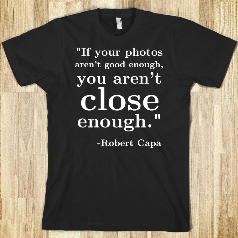 Robert Capa's quote #4