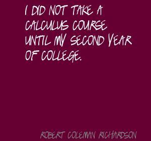 Robert Coleman Richardson's quote #1