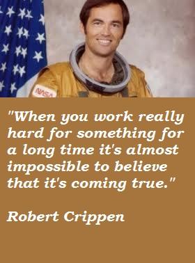Robert Crippen's quote #5