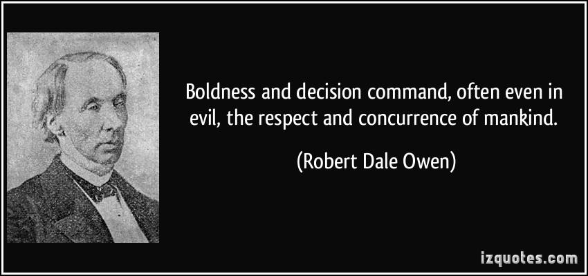 Robert Dale Owen's quote #1