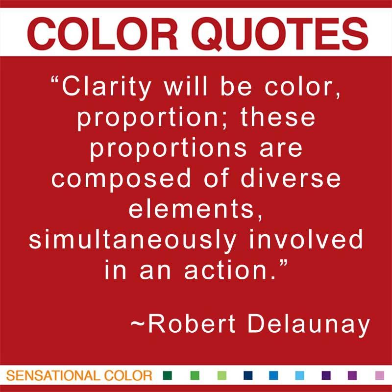 Robert Delaunay's quote #2
