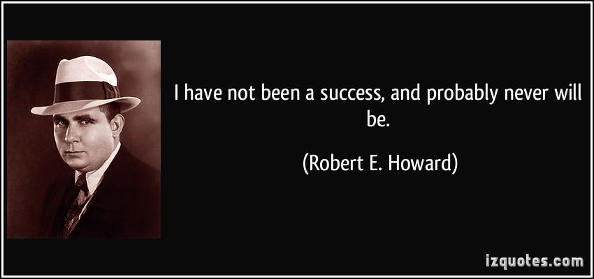 Robert E. Howard's quote #3