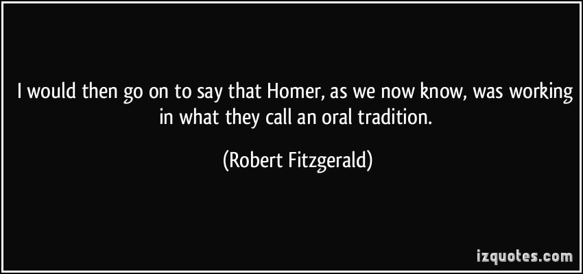 Robert Fitzgerald's quote #4