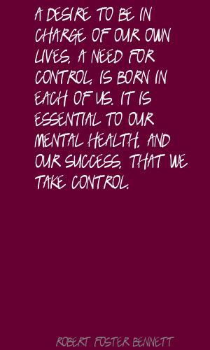 Robert Foster Bennett's quote #6