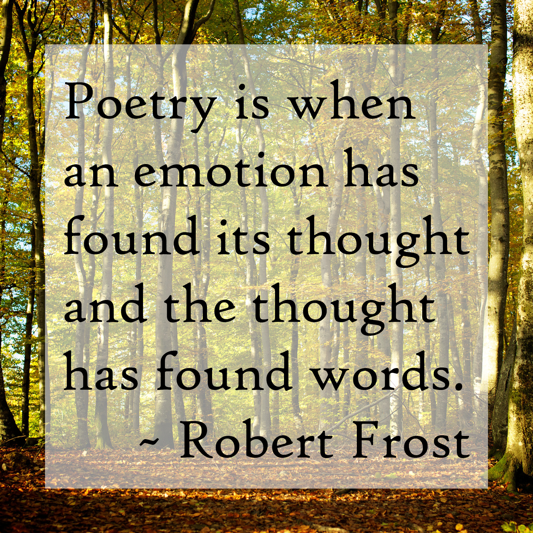 Poem Quotes: Famous Quotes About 'Robert Frost'