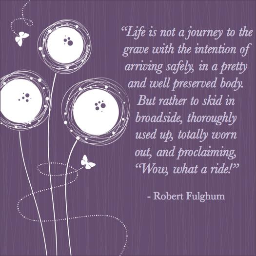 Robert Fulghum's quote #4