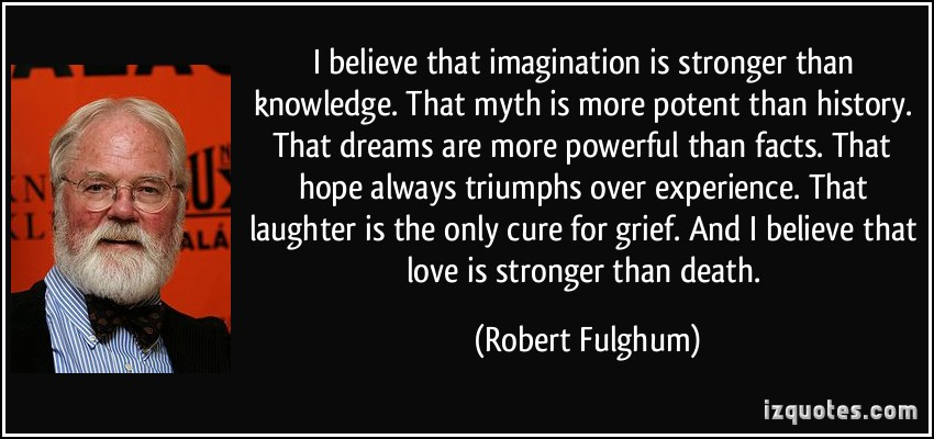 Robert Fulghum's quote #6