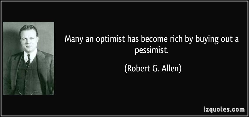Robert G. Allen's quote #1
