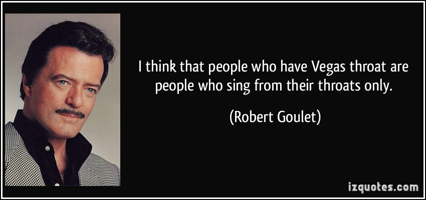 Robert Goulet's quote #3