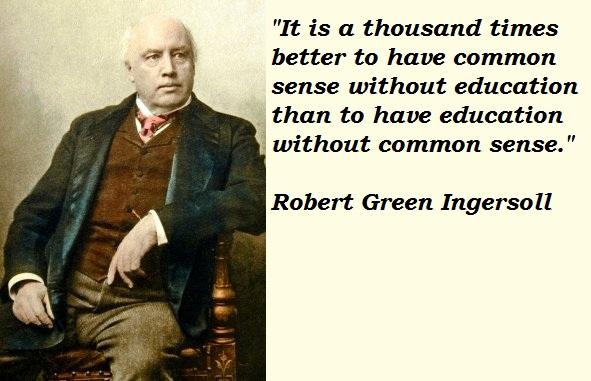 Robert Green Ingersoll's quote #3